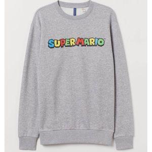 Super Mario Sweatshirt